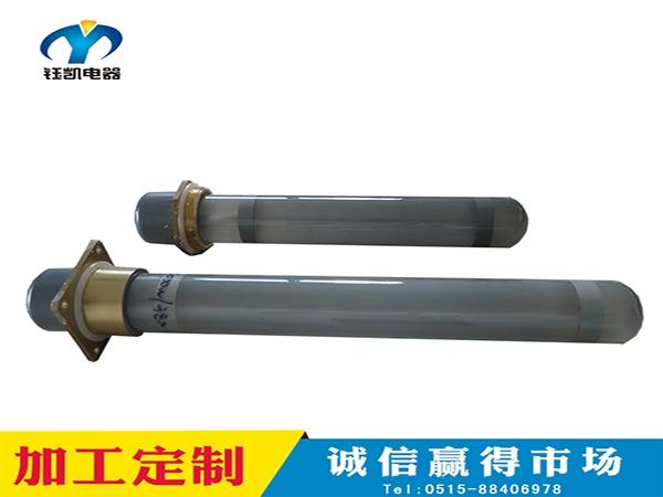 耐酸碱石英加热管