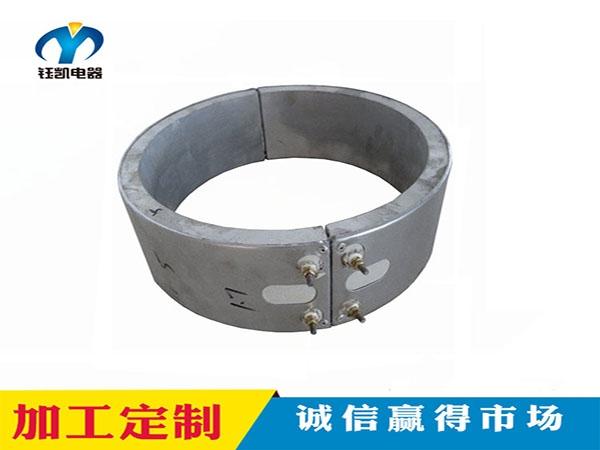 耐高温铸铝加热器