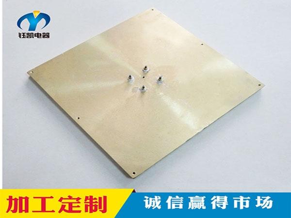 方形铸铜加热板