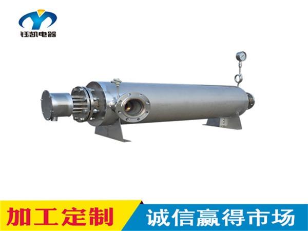 25KW管道加热器